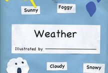 Weather&Seasons / Pictures for visual support during the lessons