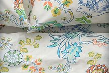 linens and fabrics / by Brandi Campbell