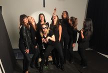 Behind The Scenes With Our Team / The wonderful bloggers of Degree180