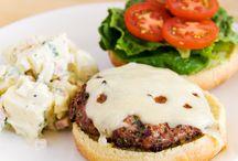 Cookbook: burgers / by Alli Marie