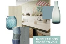 Inspirations close to you / Explore your inspirations @ BAU, Munich 16. - 21. January 2017 Hall: B5 Booth: 320
