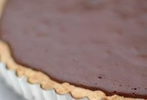 A chocolate tart for Dave :)