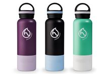 New 21 oz Insulated Water Bottles | Hydracy