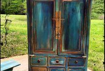 Furniture / Renovace nábytku