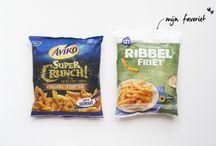 Aardappel, rijst, pasta ed