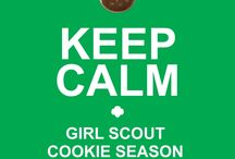 Girl Scout things
