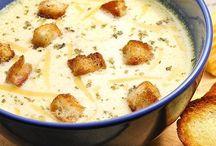 Voedsel: soep
