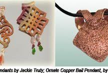 Art Clay Copper / Art Clay Copper a metal clay made up of pure metal powder mixed with non-toxic binders and water. When kiln or torch fired, the binders burn away, leaving pure copper.