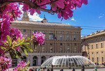Genova in fiore