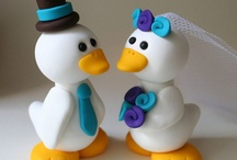 Wedding in Duck style!
