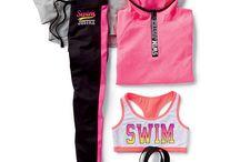 ropa para entrenar