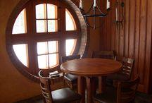 Dream home: Hobbit decor.