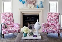 Formal living room ideas  / by Jami Romano