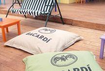 poofomania@holy spirit / bean bag#beach#