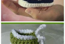 baby crochet-knitting