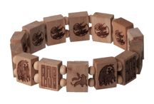 WoodFellas / Wooden accessories, bracelets, necklaces, shades, glasses