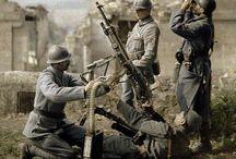 soldier world war
