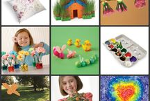Crafts for my girls / Crafts and activities for the kiddos. / by Chasing Kids and Dreams