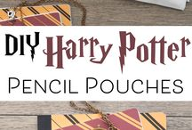 Potter and friends DIY