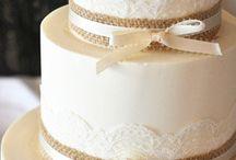 Reception cake ideas