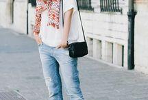 Monica's fashion