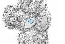 Tatty Teddy / My Fav Teddy