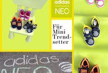 adidasNEO Kids-Kollektion / adidasNEO - die junge und frische Line von adidas für unsere kleinsten Modefans.