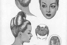 Updo's and Styles / Inspiration for my passion! / by Amy Cerney