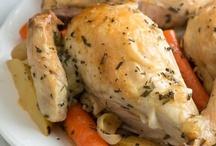 Chicken Recipes / by Carolyn Zewe