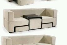 Space efficient furniture
