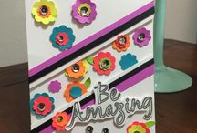 Be Amazing Collection by Fun Stampers Journey