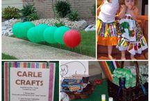 CHECH preschool helps  / by Rachel Beach