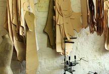 Studio, atelier, fashion design