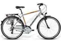 Rowery Trekkingowe / Na zakupy i w trasę? Rower trekkingowy jest stworzony wprost dla Ciebie.