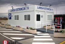 MÓDULO PREFABRICADO, CASETA PREFABRICADA EN TERMINAL 4 (AEROPUERTO ADOLFO SUÁREZ) / MÓDULO PREFABRICADO, CASETA PREFABRICADA EN TERMINAL 4 (AEROPUERTO ADOLFO SUÁREZ) Caseta prefabricada módulos prefabricados, casetas prefabricadas, naves prefabricadas, casetas de obra, casetas de vigilancia, módulos de vigilancia, construcción modular, alquiler y venta, alquiler, venta, sanitarios portátiles, truck sanitario, Balat, vestuarios prefabricados, aulas modulares, colegios modulares, contenedores marítimos, arquitectura modular