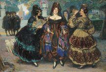 Thyssen-taidetta / Thyssen museoiden taidetta