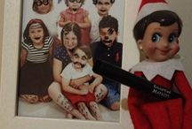 Our cheeky Elf on a Shelf  'Twinkle'