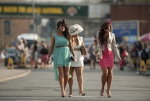Day at the Races / See more great racing images at Racing Post Photos
