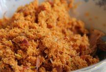 Spicy cooking / Sri Lanka