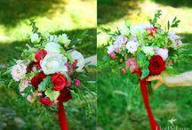 Anglicko-Slovenská svadbička v odtieňoch Marsala burgundi sva