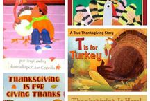 Thanksgiving Ideas / by Kristin Bustamante