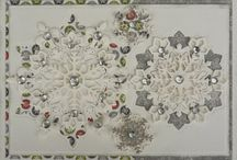 spellbinders snowflake pendant