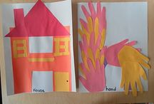 "Letter ""H"" Crafts / by Vicky Engdahl"