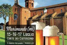 Birre in Abbazia: fesival delle birre artigianali 15-16-17 Luglio Morimondo