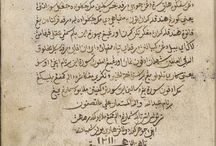 Malay manuscripts