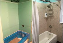 Bath Planet Before & Afters / Before & After pictures of real Bath Planet makeovers