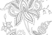 Drawing Adult Colouring