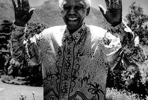 Anton Corbijn - Nelson Mandela / Dutch Photographer