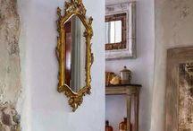 Mirror's / by Cila Rato De Andrade De Koning