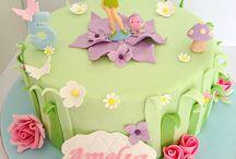tinkerbell torte